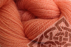 Bay,Orange,Hand,Dyed,Merino,Wool,Yarn,Lace,Weight,Hand Dyed Merino Wool Yarn Lace Weight Salmon Orange Coral