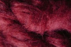 Burgundy,Mohair,Yarn,Fingering,Weight,Mohair Yarn, Fingering Weight Yarn, Waldorf Doll Hair, Burgundy Red, Hand Dyed, eweandmeyarns.com
