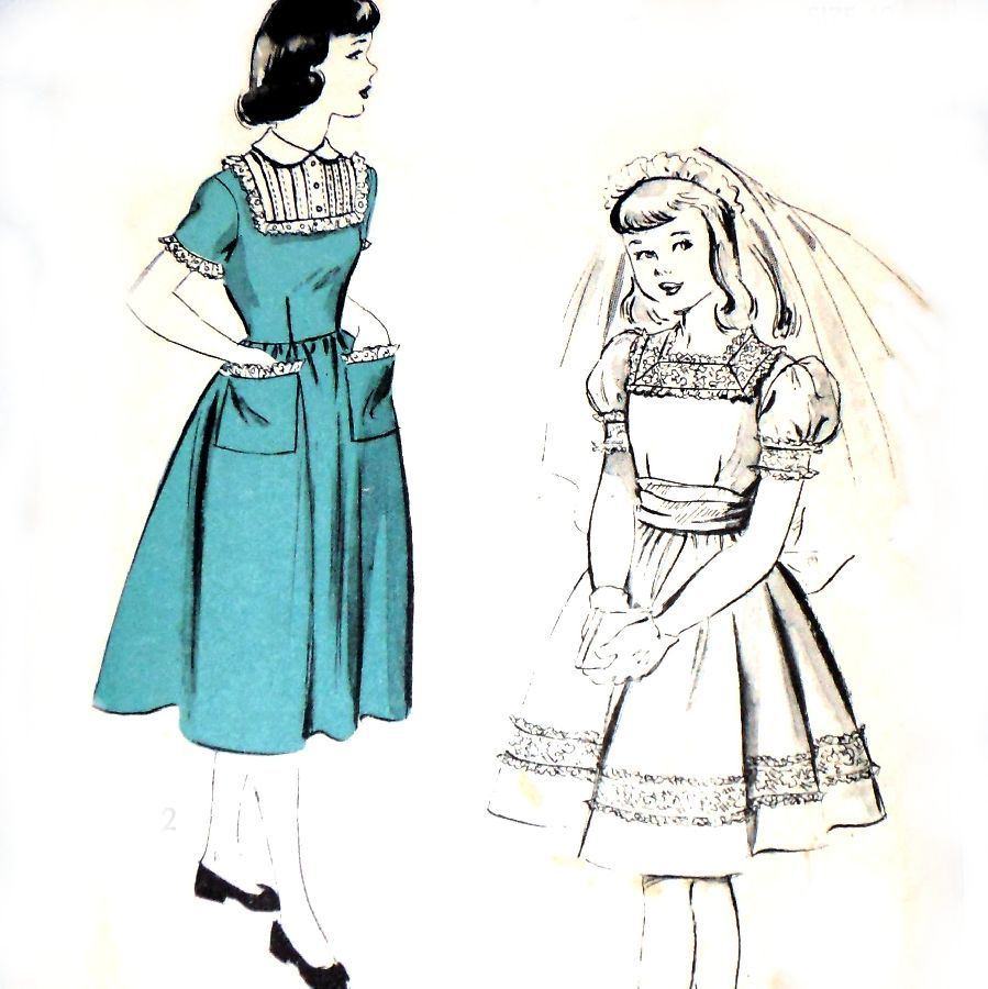 Beautiful Fifties Party Dresses Gallery - All Wedding Dresses ...