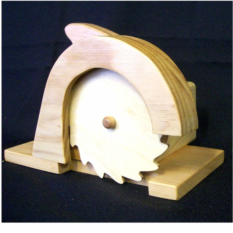 Circular saw, wooden toy tool - product images  of