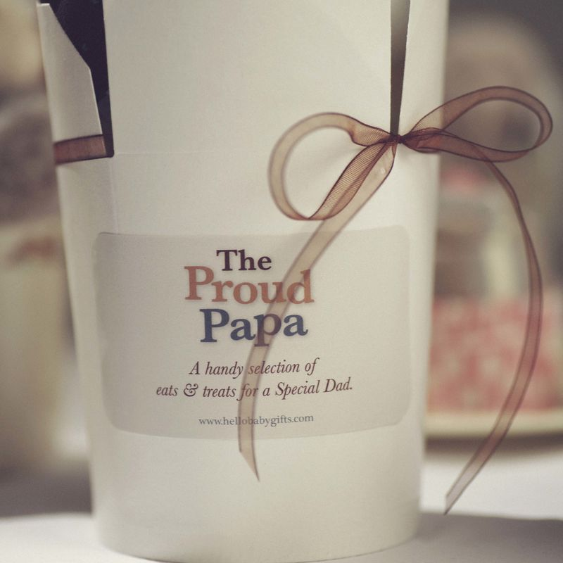 The Proud Papa gift set - product images  of