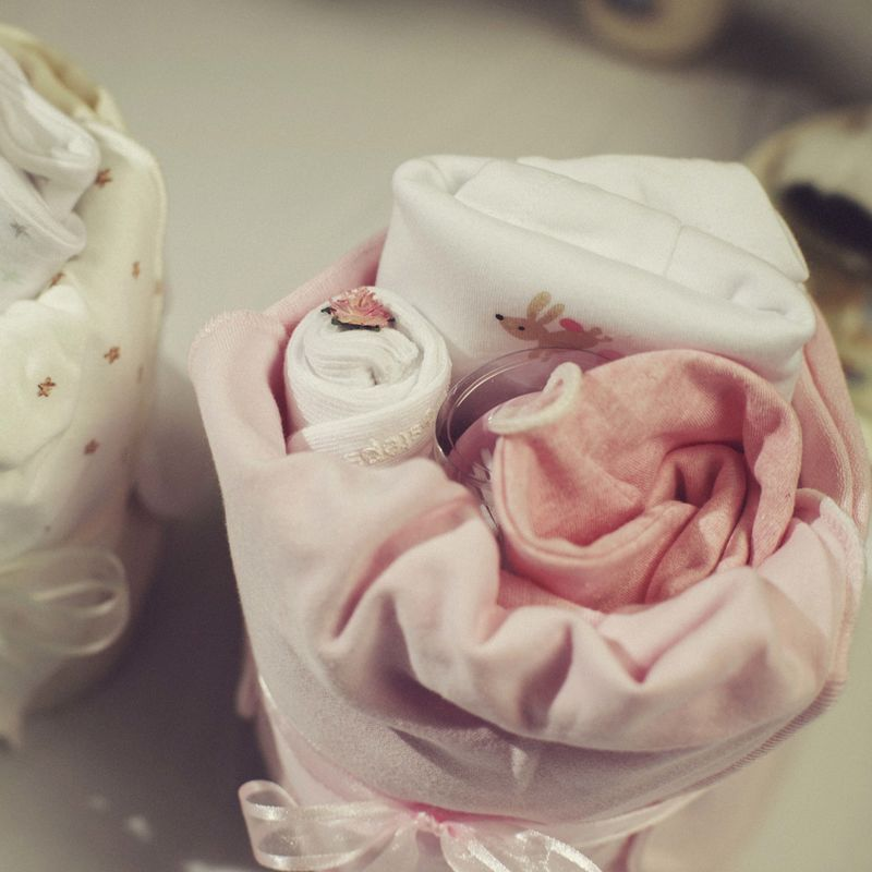 Mini Nappy Cake - product images  of