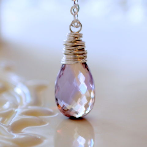 Ametrine,Pendant,Necklace,in,Sterling,Silver,ametrine, necklace, aaa, gemstone, pendant, sterling, silver, jewelry