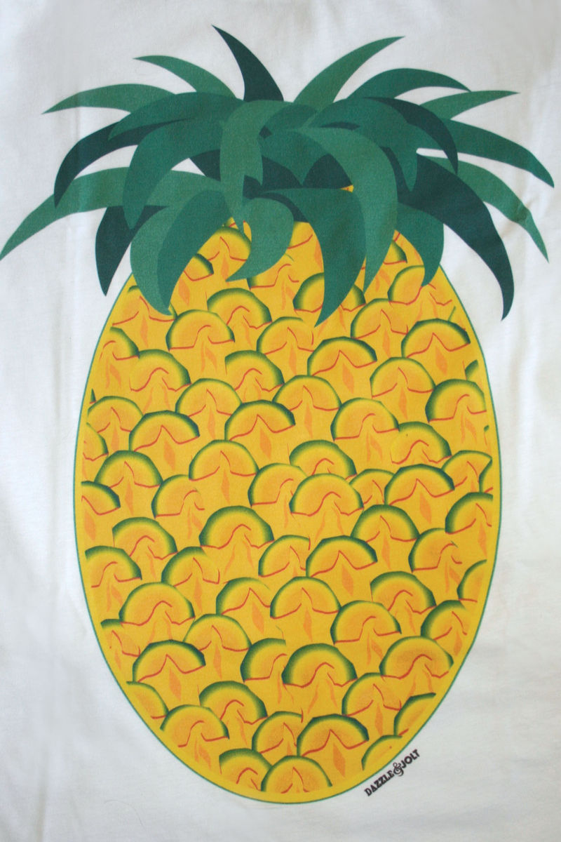 Giant Pineapple T-Shirt - product images  of