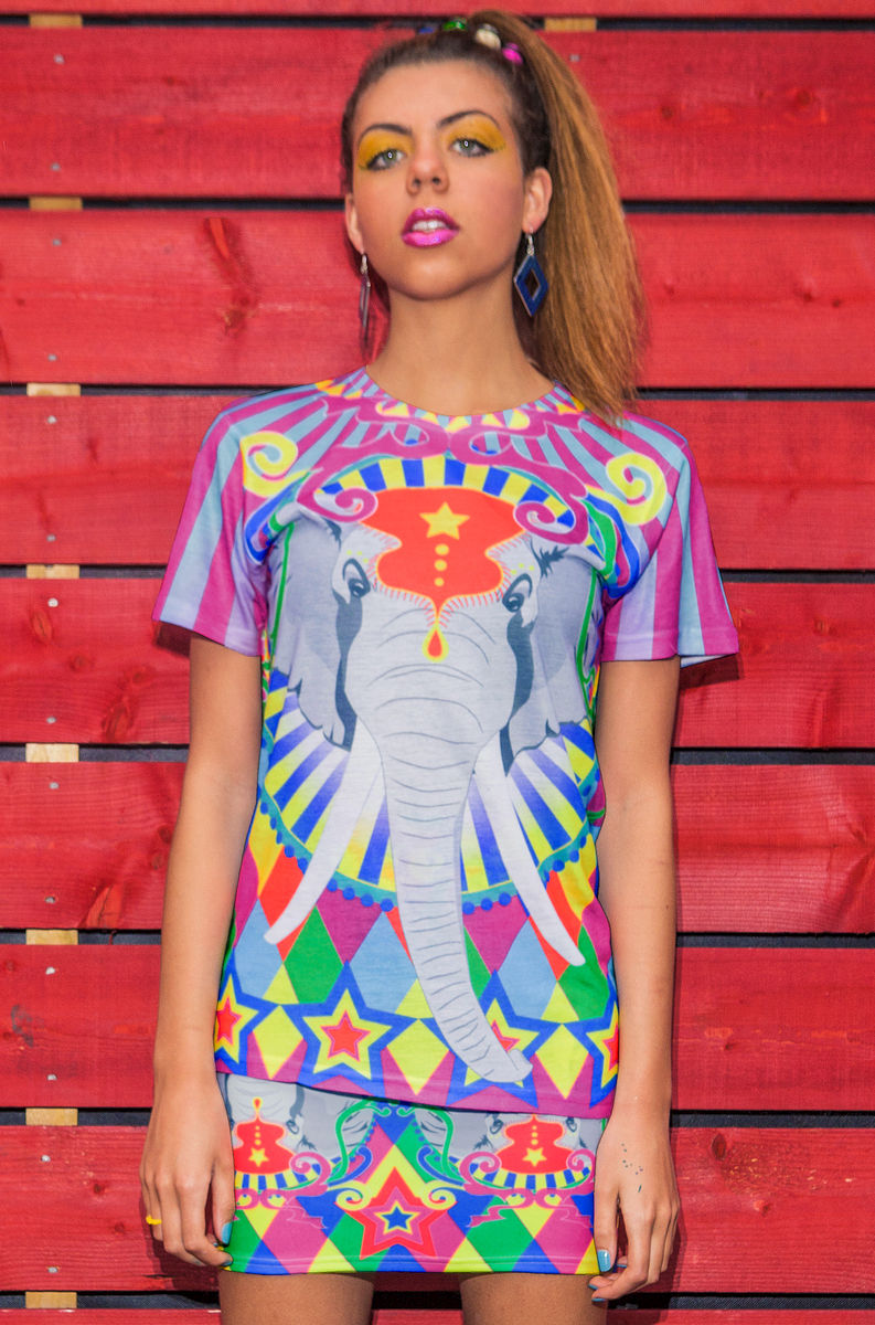 Elephantastic T-Shirt - product image