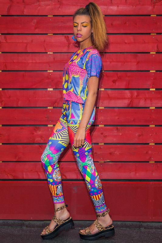 Circus Extravaganza Leggings - product images  of