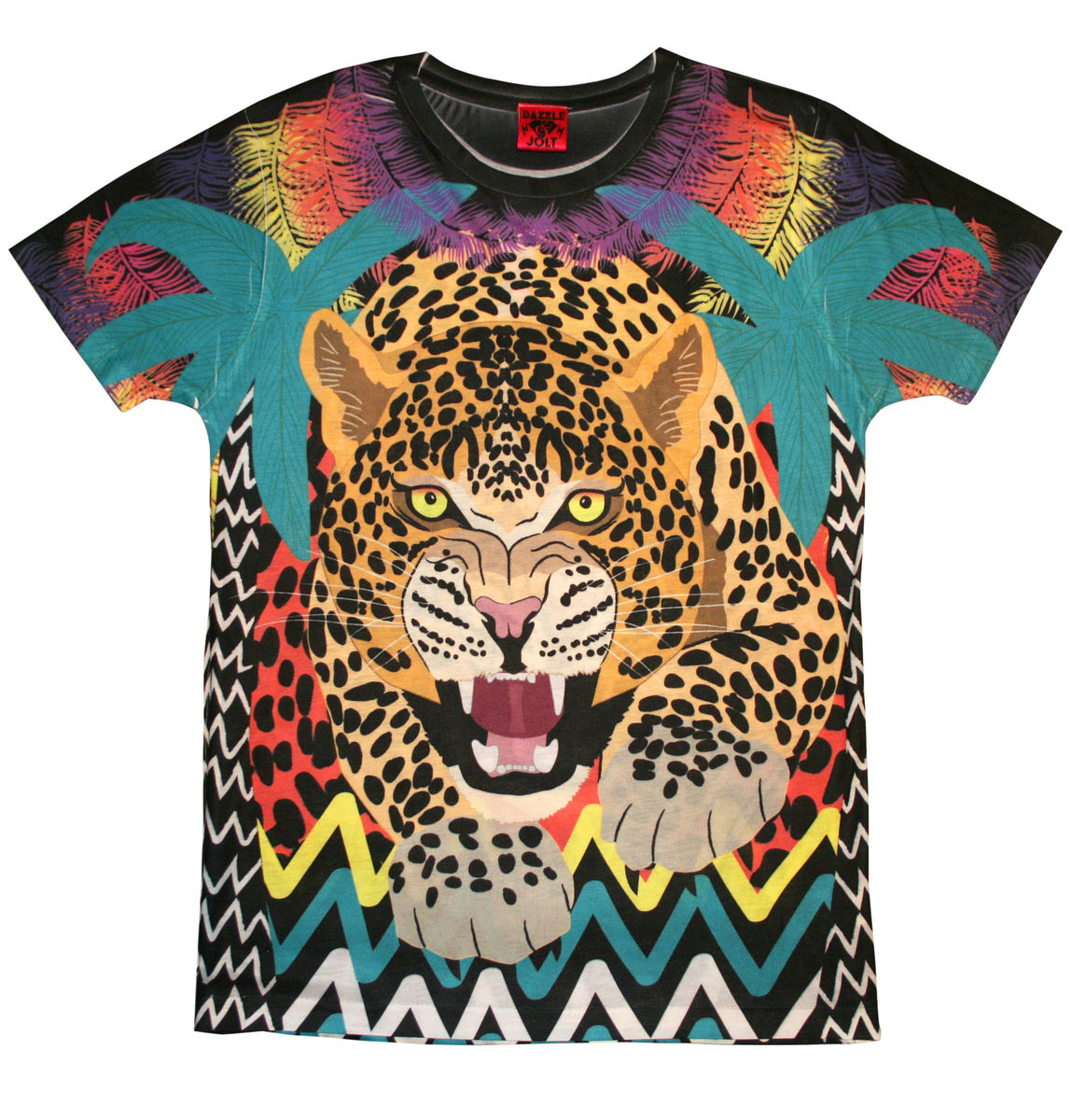 On the Prowl Leopard T-shirt - product images  of