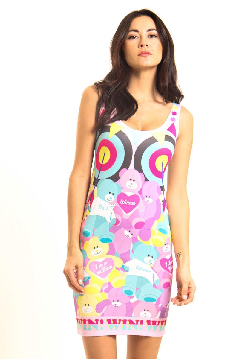 Fair Bears Bodycon Dress