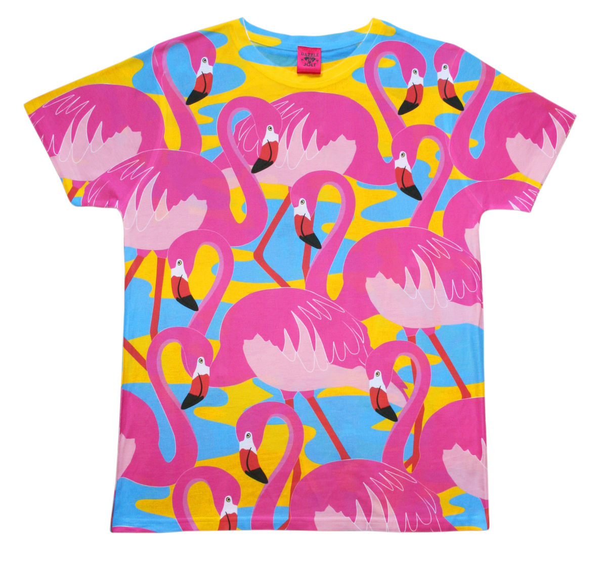 Flamingo Fiesta T-Shirt - product image