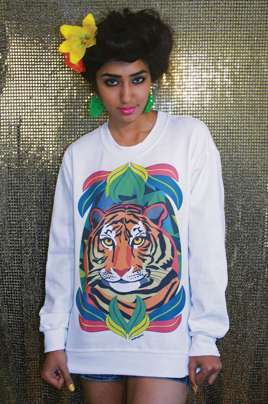 Eye of the Tiger Sweatshirt - product images  of