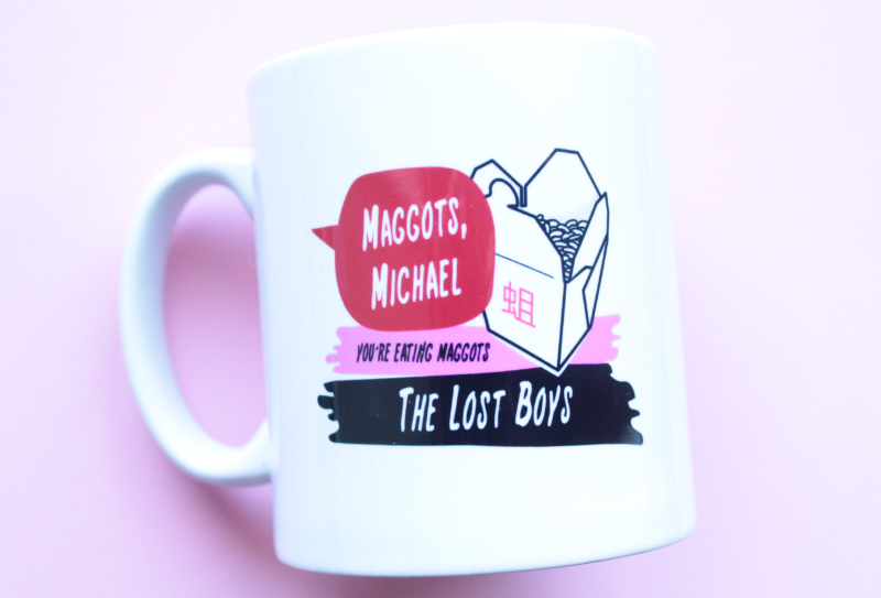 Cool Coffee Mugs For Movie Fans