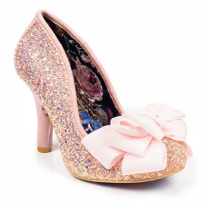 Irregular Choice wedding heels