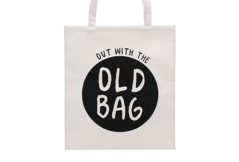 Cotton Tote Bag For Life Shopper Bag