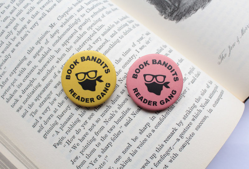Reader Book Badges