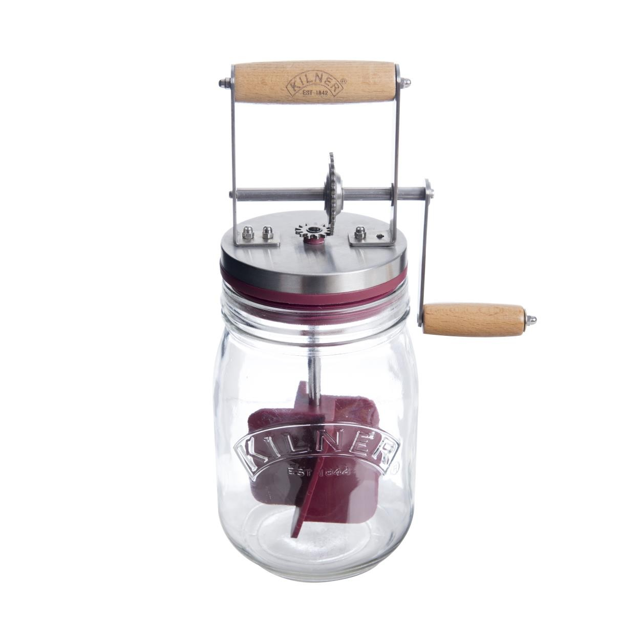 Kilner Butter Churner Gift
