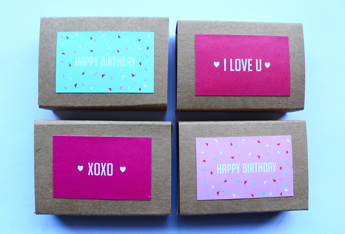 Handmade Jewellery Boxes For Birthday and Valentines
