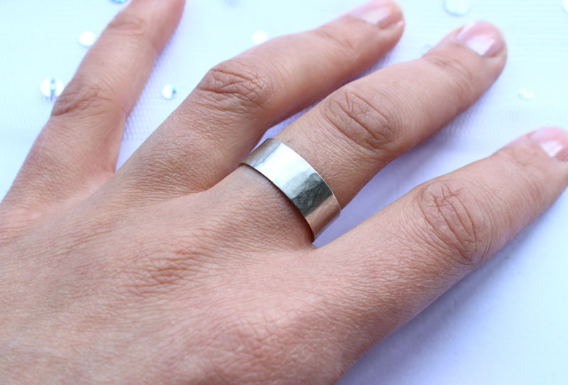 Adjustable Cuff Ring - product image