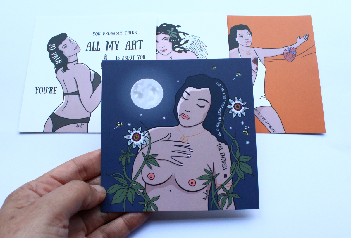 Art Post Cards