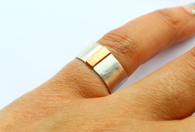 Viking Shield Cuff Toe Ring - product image
