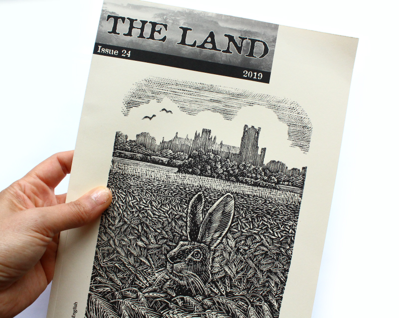 The Land Magazine, all about land rights and sustainability