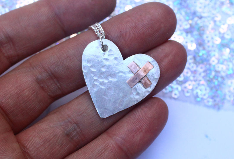 Healing Necklace for Heartbreak or Illness Recovery - product image