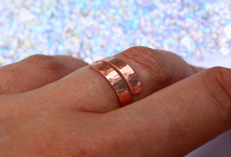 Copper Arthritis Ring Adjustable - product image