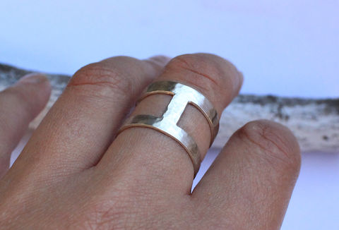 Sterling,Silver,Wide,Statement,Ring,cuff, thick, statement, wide, sterling silver,  viking, for men, for dad, fathers day, ring, hammered, silver jewellery, sterling jewellery, for man, for him, real, 925, solid, gift for her, for wife, girlfriend, friend, gift box