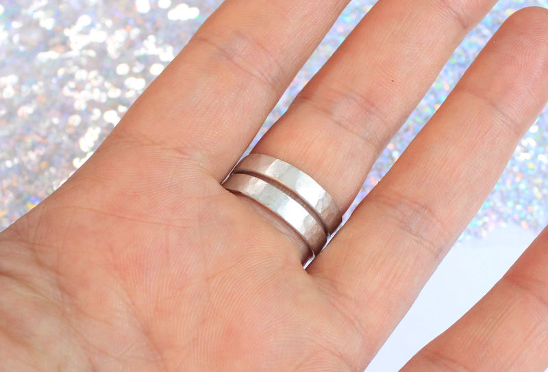 Sterling Silver Wrap Ring - product image