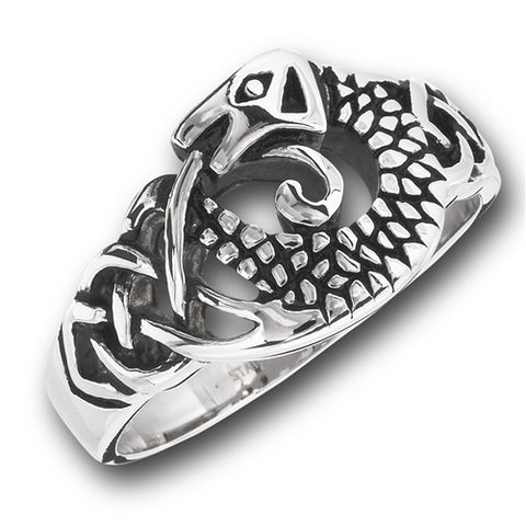 Celtic,Dragon,Ring,Detailed,Artisan,designed,Celtic Ring, Dragon Ring. Celtic Dragon Ring Detailed Artisan designed, celtic Jewelry Design, stainless steel Jewelry, stainless steel rings