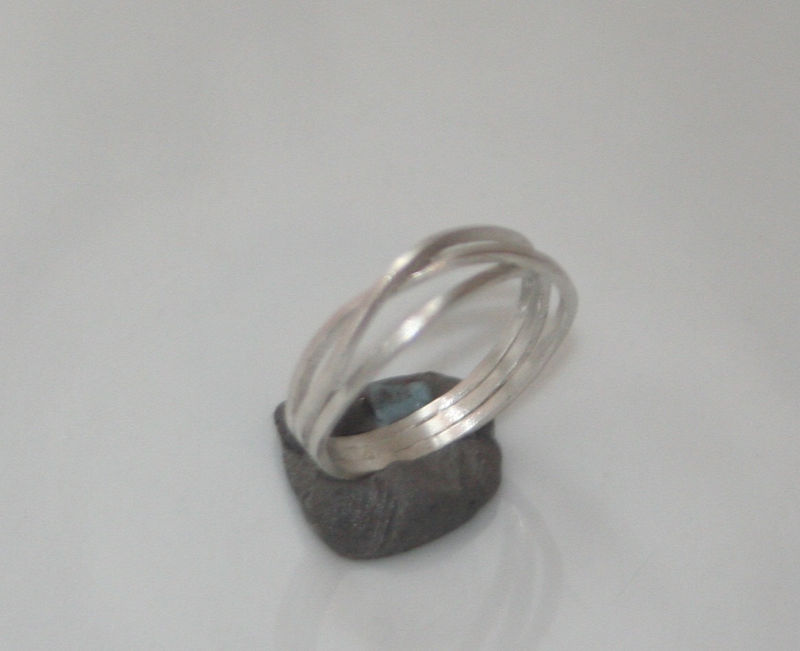 Triple Crossover Ring - product images  of