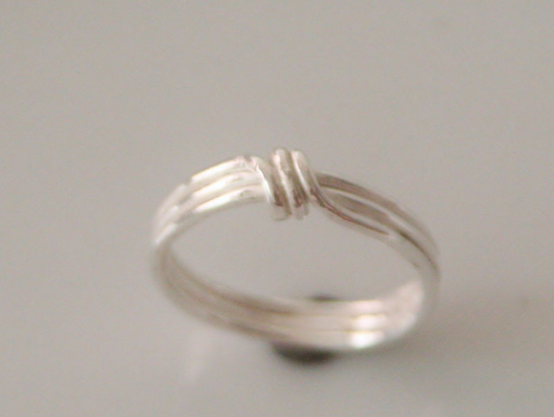 Triple Tie Ring - product images  of