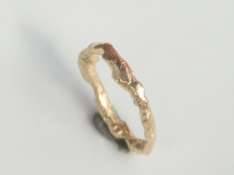 Fused Gold Ring - product images  of