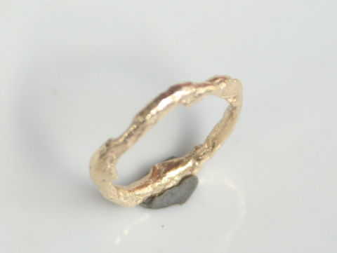 Fused,Gold,Ring,Jewelry,beatriz_fortes,aspiringmetalsteam,contemporary_jewelry,eco_friendly,18k_yellow_gold,2mm_stacking_ring,gold_stacking_ring,gold_wedding_ring,mens_wedding_ring,gold_wedding_band,organic_gold_band,organic_wedding_ring,stackable_jewelry,18k g