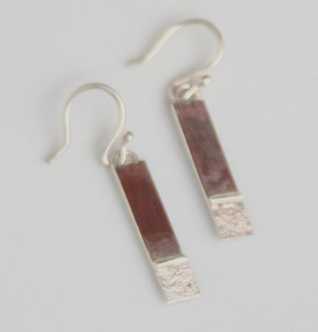 Contrast Earrings - product images  of