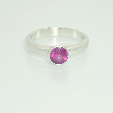 Tapered Bezel Ring - product images  of