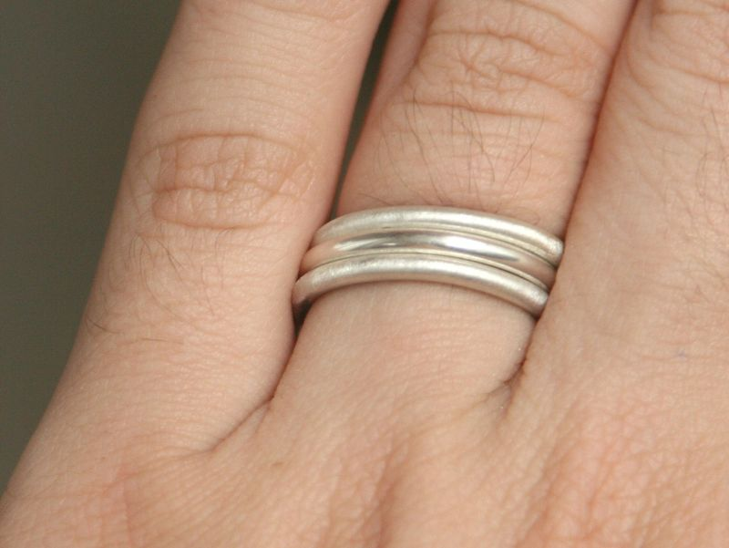 Textured Rings - product images  of