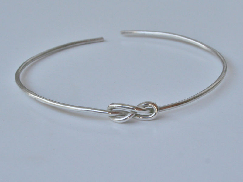 Knot cuff - product images  of