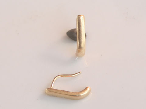 Half Hoop Earrings - product images  of