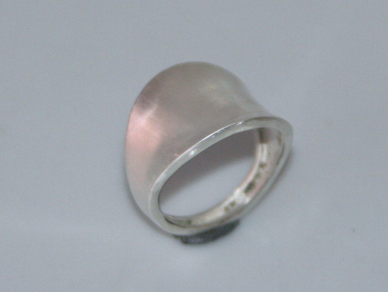 Wide Curves Ring - product images  of