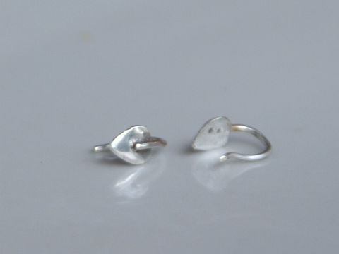 Spring Leaf earrings - product images  of
