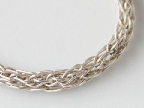 Single,Woven,Chain,Jewelry,Necklace,Metalwork,sterling_silver,handmade,beatriz_fortes,heavy_chain,roman_weave,viking_chain,men,choker,silver_choker,handwoven_chain,modern_silver_chain,contemporary_jewelry,mens_silver_chain,sterling silver