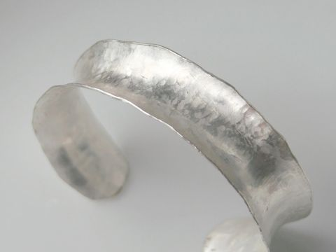 Anticlastic Forged Bracelet - product images  of