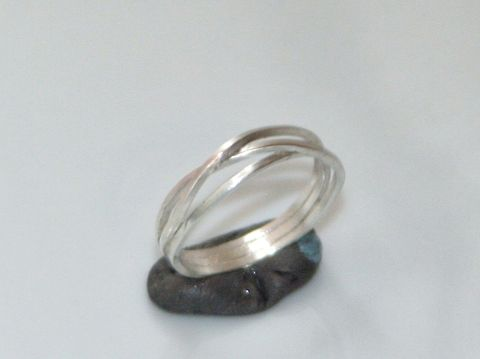 Triple,Crossover,Ring,Jewelry,Metalwork,sterling_silver,beatriz_fortes,delicate_band,aspiringmetalsteam,contemporary_jewelry,ecofriendly,wedding_ring,sterling_silver_ring,crossover_ring,polished_silver_ring,matte_silver_ring,multi_layered_ring,elegant_silver_ring,sterling