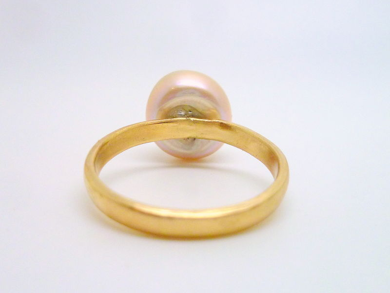 Pearl and Gold Ring - product images  of