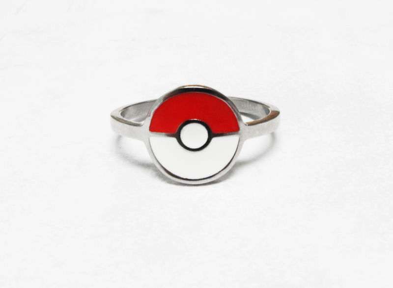 Pokéball Ring - product images  of