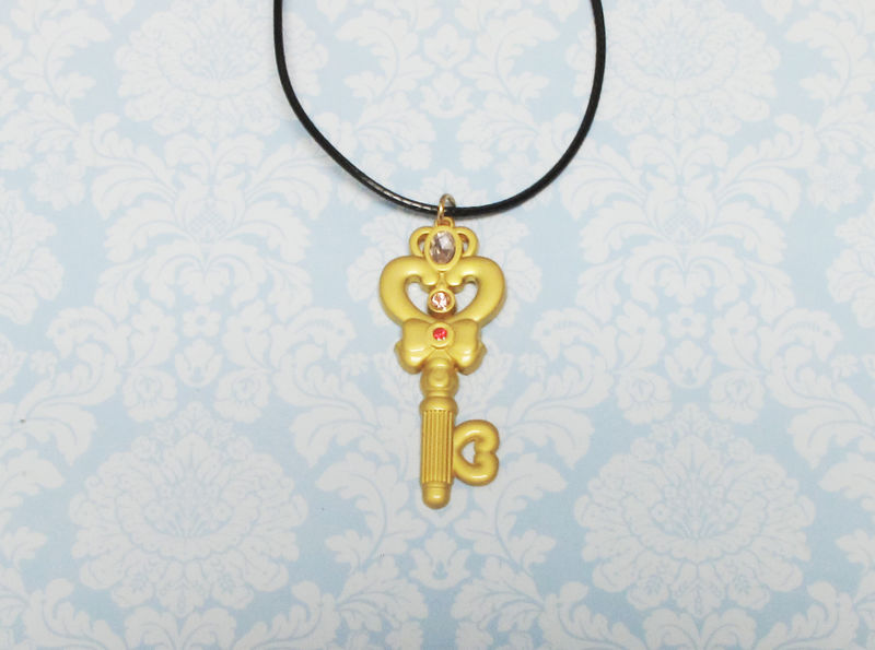 Sailor Moon Time Key Necklace - product images  of