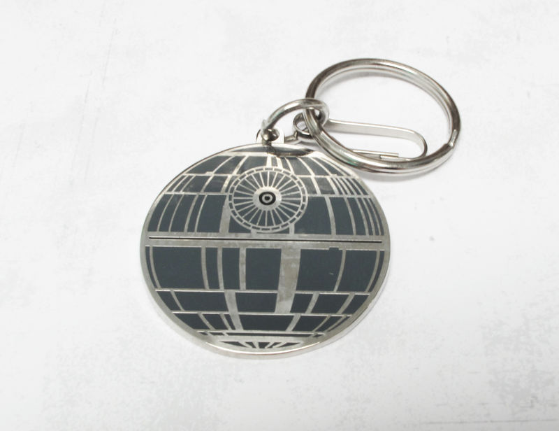 Star Wars Death Star Keychain - product images  of