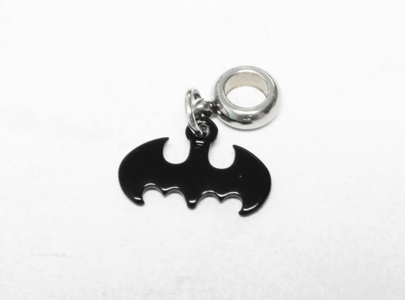 Batman European Bracelet Charm, black - product images  of