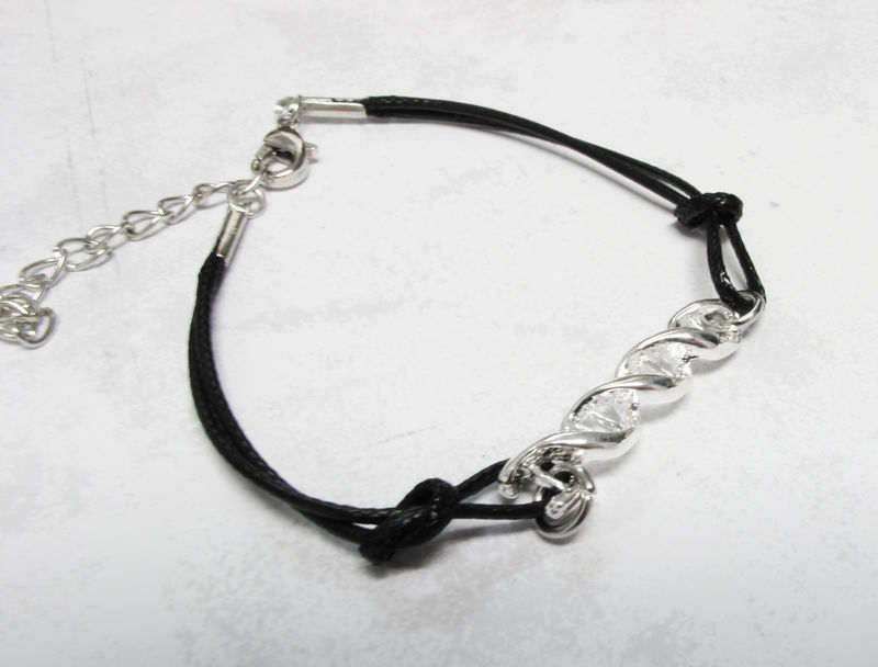 DNA Double Helix Bracelet - product images  of