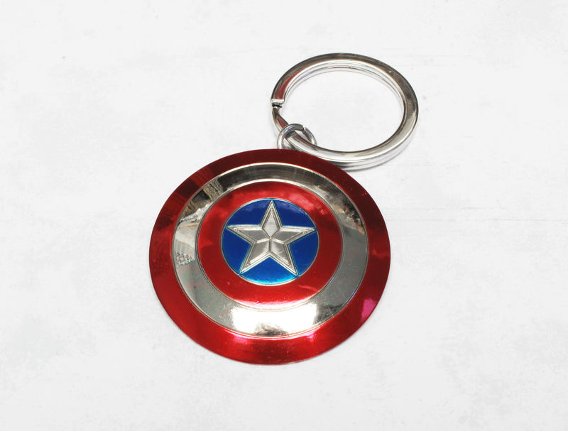 Captain America Shield Keychain - product images  of